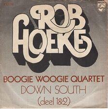 7inch ROB HOEKEboogie woogie quartetHOLLAND EX (S0807)