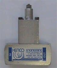 "3/4"" Kenco Engineering Fire Safe Valve 75-FS"