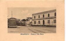 ( Portici )  BELLAVISTA  -  Piazza e Villa Maria