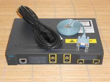Cisco ME-3400G-2CS-A ME 3400 Metro Ethernet Access Gigabit Combo Switch