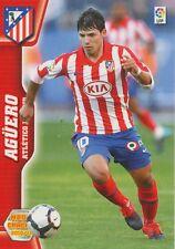 N°053 AGUERO # ARGENTINA ATLETICO MANCHESTER CARD PANINI MEGA CRACKS LIGA 2011
