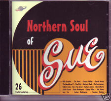 V.A. - NORTHERN SOUL OF SUE - SUE Records CD