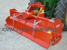 "Rotary Tiller, Maschio C280 113"", Tractor 3-Pt, Pto: 130Hp Gearbox"