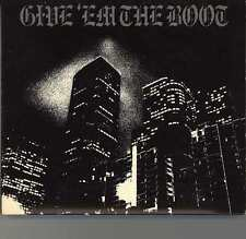 HELLCAT RECORDS PRESENTS-Give 'Em The Boot  CD