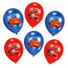 Party Ballons | Disney Cars | 6 Stück | Luftballons | Kinder Geburtstag