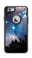 Skin Decal Wrap for Iphone 6 6S Otterbox Defender Case Castle Fantasy Star Light