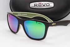c9620b5ccc Revo Re 1001 02 GN Otis Sunglasses Authentic Brown Crystal Green Polarized