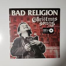 Bad Religion - Christmas Songs vinyl Lp record New Sealed punk rock