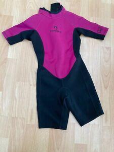 Neopren-/Thermo-Kinderschwimmanzug Größe 128