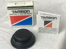 TAMRON LENS ADAPTER ADAPTALL 2 FOR PENTAX MOUNT, EXCELLENT Original Packaging