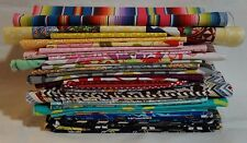 SCRAP LOT ~ OVER 6 YARDS TOTAL    100% Cotton Quilt Fabric (LOT A)
