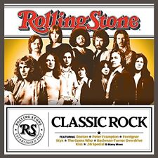 Rolling Stone - Classic Rock ( Audio CD ) 01/01/13 NEW