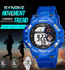 SYNOKE Men's Multi Function Military Sports Wrist Watch LED Digital Movement