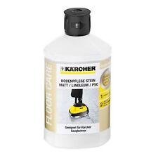 KÄRCHER Bodenpflege stein matt Linoleum PVC  1 Liter für FP 303 222 6.295-776.0