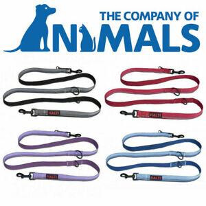 CoA Halti Double Ended Training Multi-Functional Dog Lead Large 4 Colours