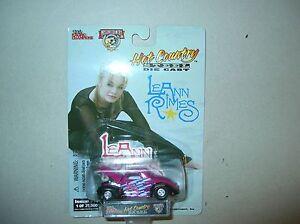 NASCAR diecast promo Hot Country steel LeAnn Rimes 1998 stockrod car race champs