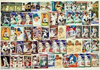 (125+) GLEYBER TORRES Bowman Chrome Rookie Stamp Red Foil RC Parallel Insert Lot