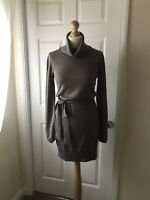 French connection Size 10 Wool Dress Xmas Dress Worn Once