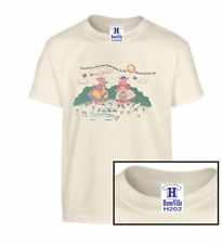 Country Decorative Friendship is pleasant times spent HoneVille Adult T-shirt