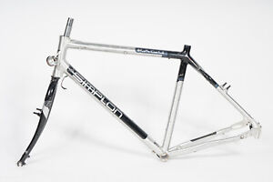 Simplon Kagu Bicycle Frameset 55 cm Alloy 135 mm Rear Spacing