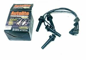 Autolite Professional Series 96870 Spark Plug Wire Set For Saturn SL2 SC2 SW2
