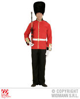 Mens Male Royal Guard Fancy Dress Costume Outfit Adult
