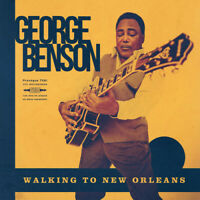 George Benson - Walking To New Orleans [New CD]