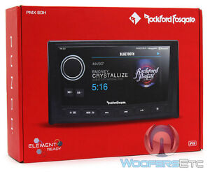 """ROCKFORD FOSGATE PMX-8DH 5"""" FULL FUNCTION WIRED PUNCH MARINE BOAT FOR PMX-8BB"""