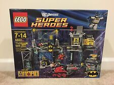 New Lego DC Universe Super Heroes The Bat Cave (6860)