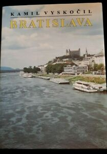 BRATISLAVA GEOGRAPHIE/VOYAGE/TOURISME/EUROPE/SLOVAQUIE/TCHECOSLOVAQUIE