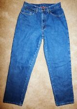 L.L. Bean Double L Lined Denim Jeans Relaxed Fit Womens Size 10R