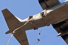 US Army Military Parachute Deployment Bag T-11 Main D-BAG  Airborne OD Green