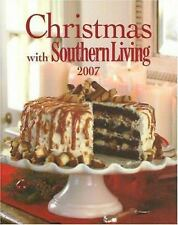 NEW Christmas With Southern Living 2007 book.