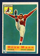 1956 Topps Dave Mann Arizona Cardinals SP #34 Paper Loss EX-MT Otherwise