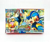 GAME BOY ADVANCE GBA - ROCKMAN EXE Battle Chip GP Megaman JAPAN VERSION COMPETO