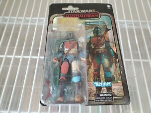 Star Wars Black Series Credit Collection Mandalorian 6 Inch Action Figure