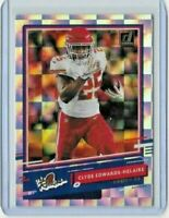 2020 CLYDE EDWARDS-HELAIRE PANINI DONRUSS RC THE ROOKIES INSERT INVEST PSA 10?