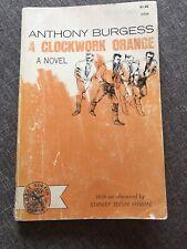 A Clockwork Orange by Anthony Burgess, 1963 Norton Library
