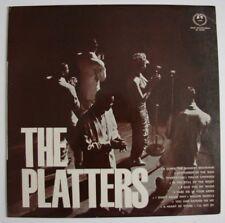 THE PLATTERS - The Platters - LP - Guilde du Jazz - J-1255 - 1956 - R&B - France