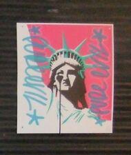 America's Nightmare - Hand Finished - Pure evil print 1/1