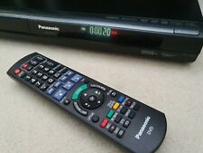 Panasonic DMR-EX769 HDD & DVD Recorder, 160 GB, remote and power cable