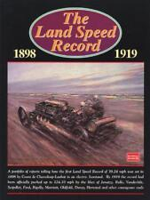 The Land Speed Record, 1898-1919 (Brooklands Books Road Test Series) by R.M. Cla
