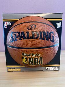 New Spalding NBA Street Basketball Official Size 7 (29.5'')