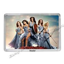 Desperate Housewives | Teri, Felicity, Marcia, Eva - Fotomagnet 5mm Acryl [M1]