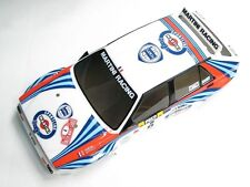 Tamiya 18080086 1/10 RC Car Lancia Delta Integrale Martini 51401 Finished Body