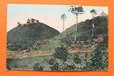 Tschechien CZ AK Burg Buchlau Hrad Buchlov 1910-25 Gebäude Landschaft +++