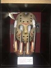 NECA Reel Toys Freddy vs Jason Prop Replica Glove & Mask MIB PRODUCTION SAMPLE