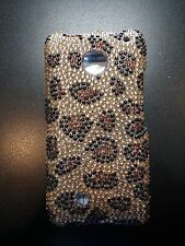 Jeweled Leopard Print Case for PCD Chaser