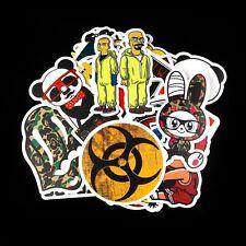 50X Skateboard Sticker Skate Graffiti Laptop Luggage Guitar Car Bomb Decal DA
