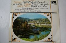Concertgebouw-Orchester van Beinum Fournet Haitink Ravel Dukas Debussy (LP21)